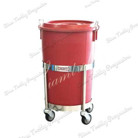 "Stainless Container Cart ""SR-16"""