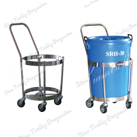 "Stainless Container Cart ""SRH-16"""