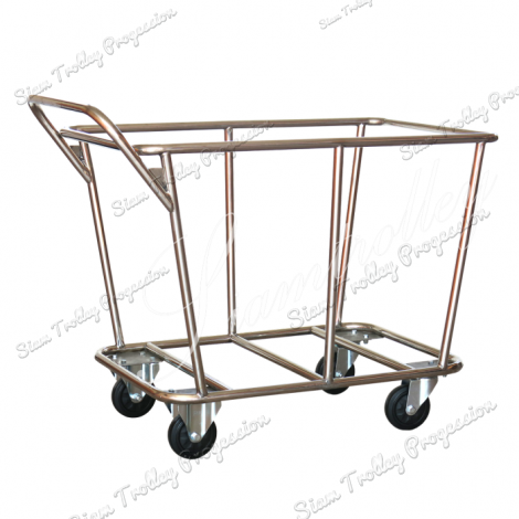 "Stainless Container Cart ""SRT-20,30,70"""