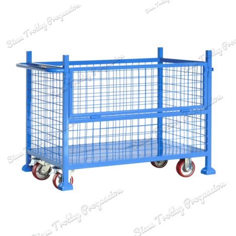 "Steel Pallet Container ""PCC-0711C"""