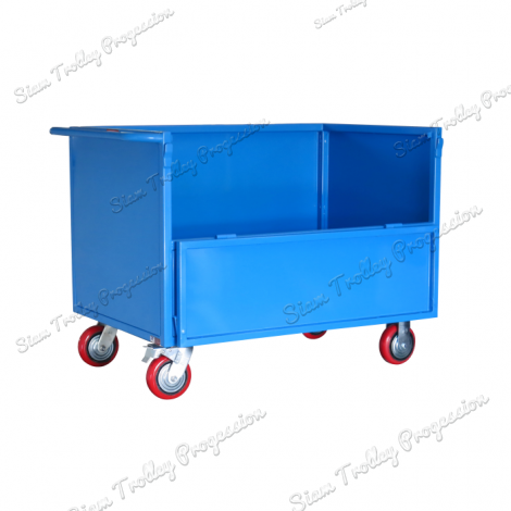 "Steel Pallet Container ""PCB-0711"""