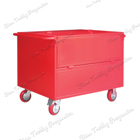 "Steel Pallet Container ""PCB-0711A"""