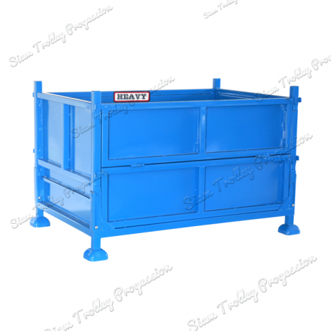 Steel Pallet Container