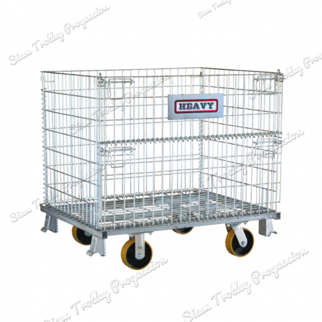 "Steel Pallet Container ""FWC-1012W"""
