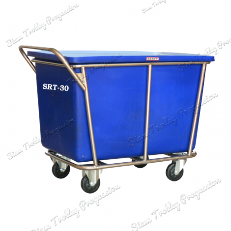 "Stainless Container Cart ""SRT-20"""