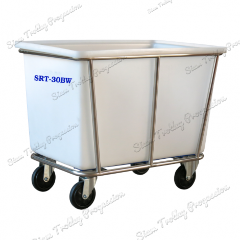 "Stainless Container Cart ""SRT-20AW"""