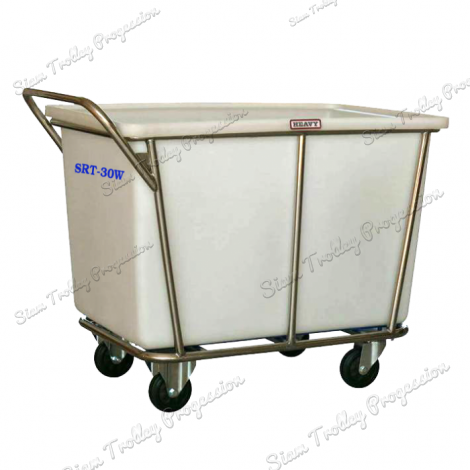 "Stainless Container Cart ""SRT-20W"""