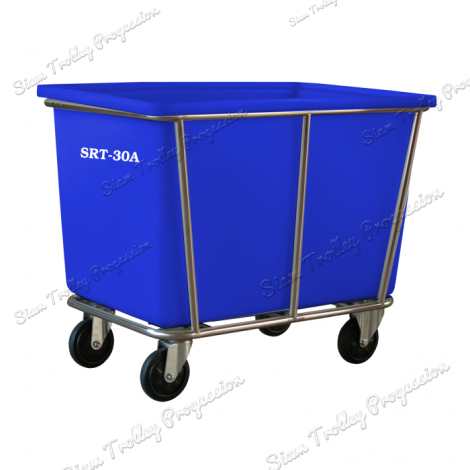 "Stainless Container Cart ""SRT-20A,30A,70A"""