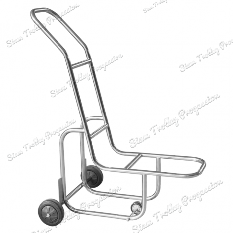 Stainless Chair Trolley