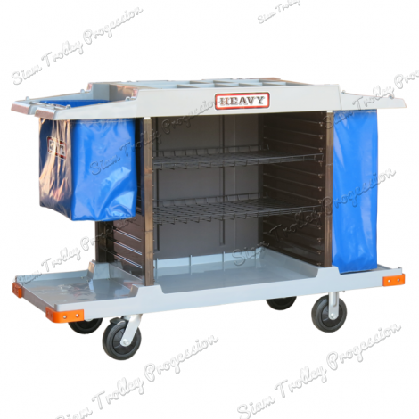Plastic  Housekeeping Carts