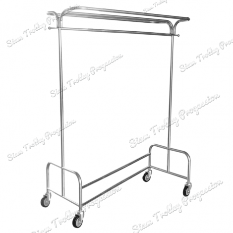 "Stainless Steel Clothes Rack""CRT-0515A"""