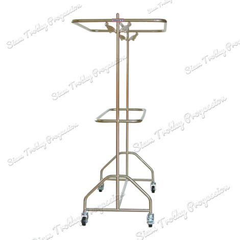 "Stainless Steel Clothes Rack""CRS-0613B"""