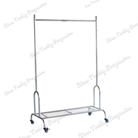 "Stainless Steel Clothes Rack""CRS-0511"""